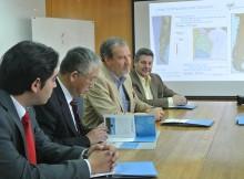 Visita delegación china