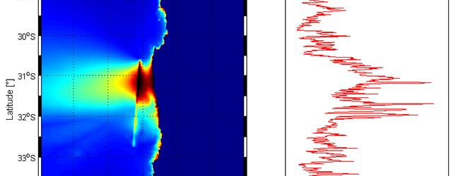 Modelos del Tsunami que produjo el Terremoto de Illapel