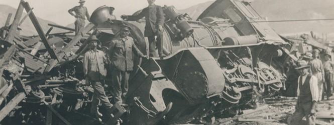 EFEMÉRIDES SÍSMICAS: TERREMOTO DE VALLENAR 1922