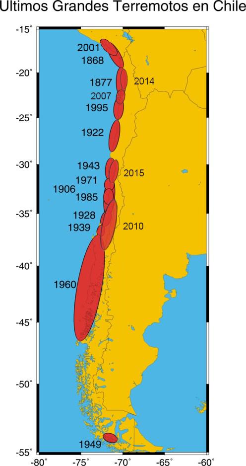 Terremotos historicos 1
