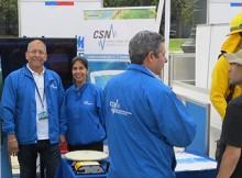 CSN PARTICIPA EN FERIA DE PROTECCIÓN CIVIL