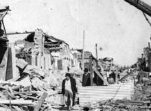 EFEMÉRIDES SÍSMICAS: TERREMOTO DE CHILLÁN 1939