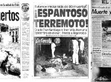 EFEMÉRIDES SÍSMICAS: TERREMOTO DE ALGARROBO 1985