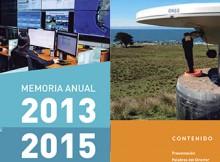MEMORIA ANUAL CSN 2013 – 2015