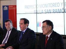 CSN COLABORA EN ESTUDIO SOBRE LA FALLA DE SAN RAMÓN