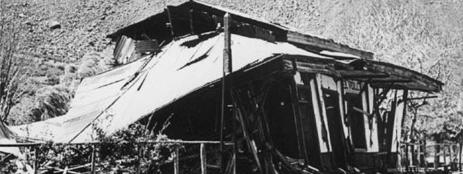 EFEMÉRIDES SÍSMICAS: TERREMOTO DE LAS MELOSAS DE 1958