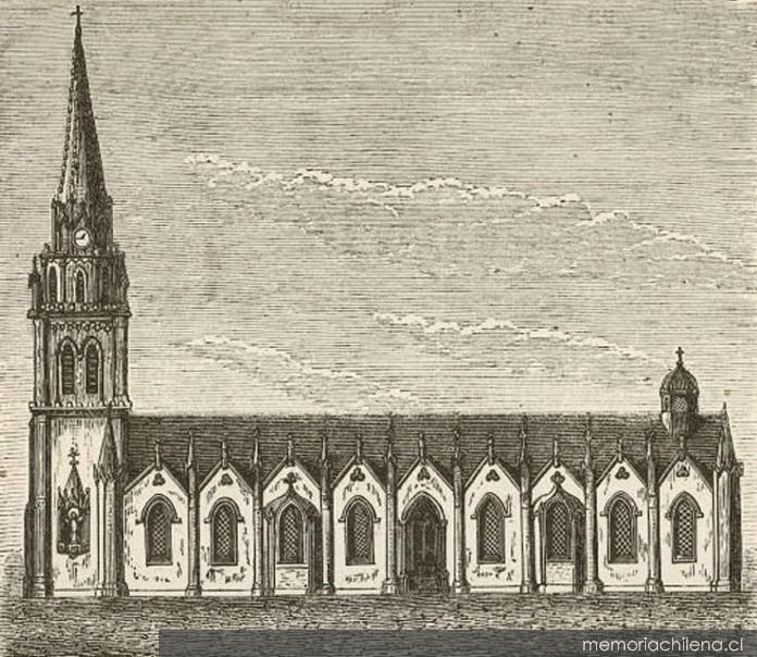 Iglesia de la Merced Copiapó
