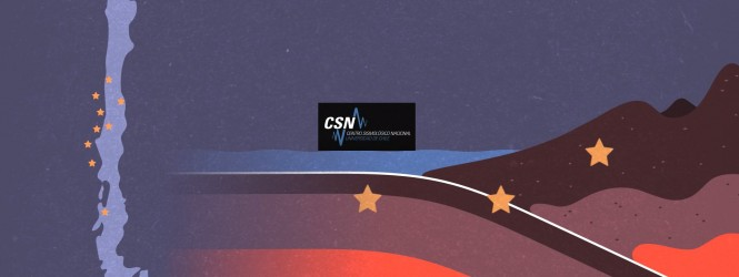 CSN LANZA VIDEO QUE DESCRIBE LOS TIPOS DE SISMOS TECTÓNICOS ASOCIADOS A SUBDUCCIÓN