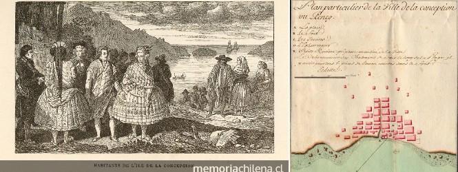 Terremoto Concepcion 1751